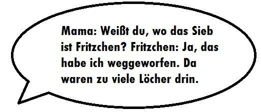 Fritzchen Witze Top 10 Der Witze Mit Dem Kleinen Fritzchen